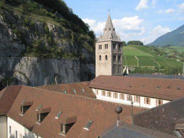 Pfarrei St-Maurice et St-Sigismond