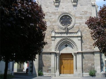 Pfarrei St-Maurice